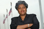 """Donna Brazile: """"We need to get off this partisanship and elect leaders who will find that common ground."""""""