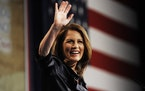 June 8, 2012: U.S. Representative and former Republican presidential candidate Michele Bachmann speaks at the CPAC Chicago's Conservative Political Ac