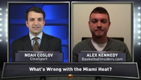 Diagnosing the Miami Heat's problems