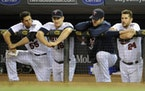 Sooze: Twins dishing out lots of second chances