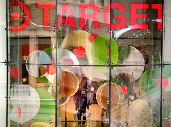 Target will lift its entry-level wage to $11 an hour next month and aims to have it at $15 an hour by 2020.