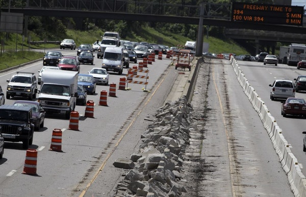 Traffic barrels will be a familiar sight for Minnesota motorists as the road construction season gets under way with 280 projects scheduled.