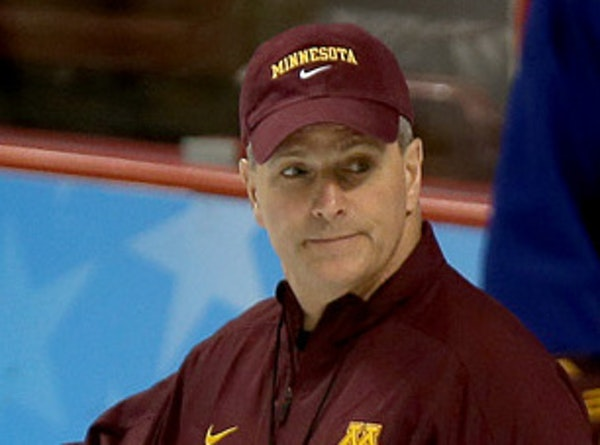 Consistent, well-balanced, team-oriented and driven is how Gophers hockey coach Don Lucia described his team.