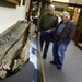 """New tests reveal that this dugout canoe, found in Lake Minnetonka in 1934 and thought to date from the 1750s, is almost 1,000 years old. """"It totally"""