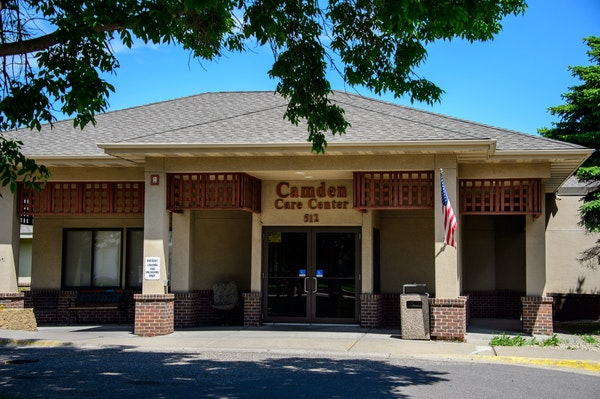 The Camden Care Center, 512 49th Ave N. Minneapolis.