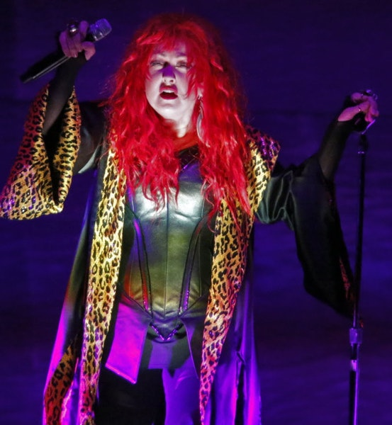 A set list & more thoughts about Cher and Cyndi Lauper