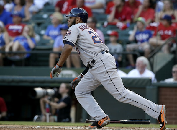 Jon Singleton was an eighth-round pick by the Phillies, but they dealt him to Houston for Hunter Pence in 2011. Now Singleton has reached the majors,