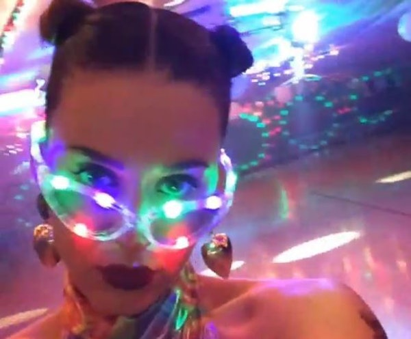 Katy Perry, Kacey Musgraves throw a Burnsville skate party