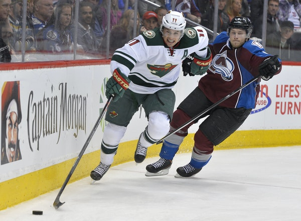 Wild minute: Quality lineup Thursday night in Pittsburgh