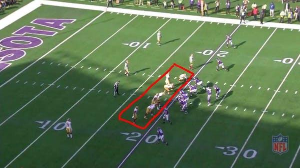 Vikings Rewind: Two-minute Teddy