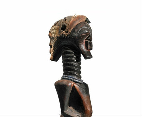 Local collector's African art fetches record $41.6M