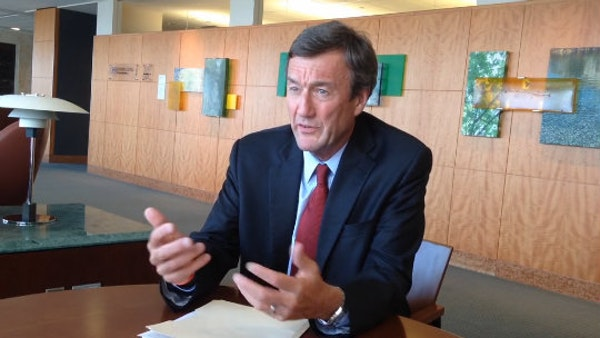Q&A with Mayo Clinic CEO Dr. John Noseworthy