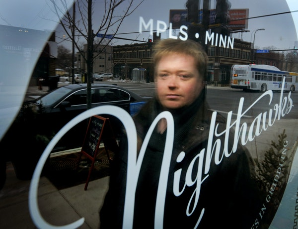 Chef Landon Schoenefeld will open his Nighthawks restaurant at 38th Street and Nicollet Avenue S.