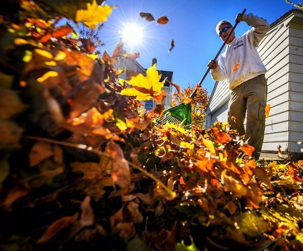 Oct. 15: Fall, glorious fall, redeemed the three seasons before it.