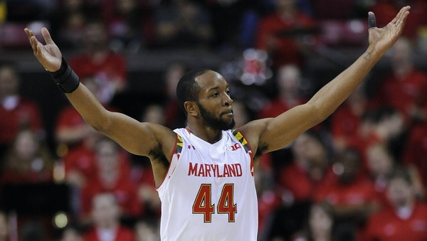 Much of Maryland's success this season has come without standout Dez Wells, who returned from a fractured wrist last weekend, then hit a huge three-