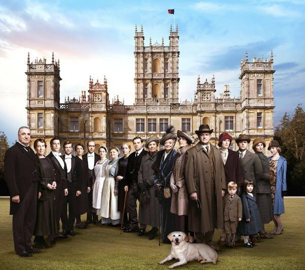 """""""Downton Abbey"""" Season 5 premieres Sunday, on MASTERPIECE on PBS."""