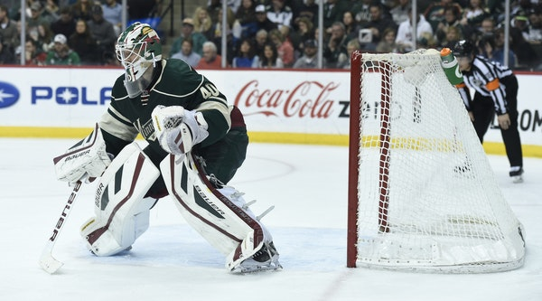 Since being traded from the Coyotes, Devan Dubnyk has earned two shutouts in six games with the Wild. Dubnyk says he is not trying to get too far ahea