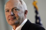 Rep. John Kline is wrapping up 39 years of public service and looking forward to using his pop-up camper.