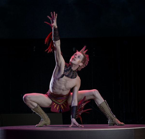 """Tyler Michaels is staring in """"A Midsummers Night's Dream"""" at The Guthrie Theater."""