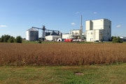 Gevo said it is ramping up production of a biofuel called isobutanol at this former ethanol plant in Luverne, Minn.