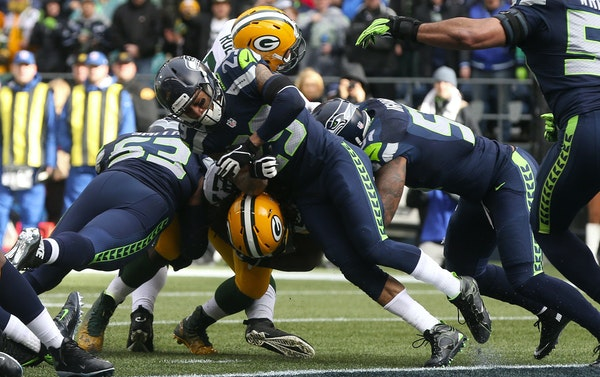 The Seahawks have the NFL's top scoring defense for the past three seasons, shutting down top QBs Peyton Manning and Aaron Rodgers in the postseason