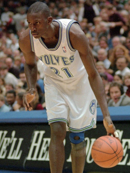 Kevin Garnett looked out for Ryan Saunders during his first Minnesota tour.
