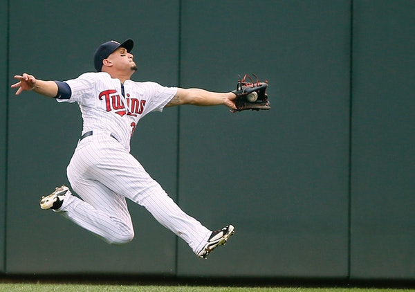 The Twins are demanding better defense and plate discipline from 23-year-old outfielder Oswaldo Arcia.
