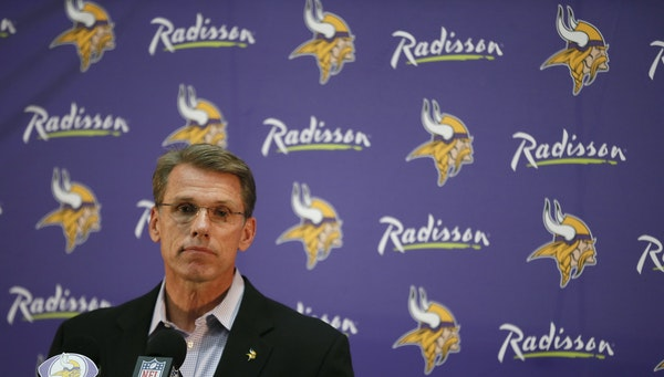 General Manager Rick Spielman said in January that the Vikings have targeted eight areas they needed to address in the offseason. That list grew longe