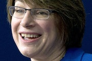 Sen. Amy Klobuchar wrote a letter to Defense Secretary Ash Carter in January asking the Army to allow the remaining WASPs — there are only about 100