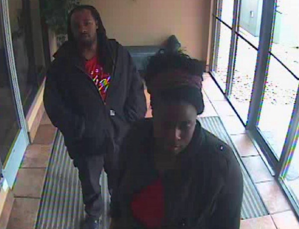 The City of Crystal Police Department would like to speak with the two individuals in this picture, as it is believed they may have witnessed Barway C