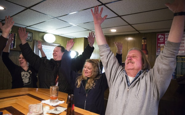 Customers at Bangor Lanes in Bangor, Wis., hailed the wail of the 6 p.m. siren, marking the end of another day's happy hour.