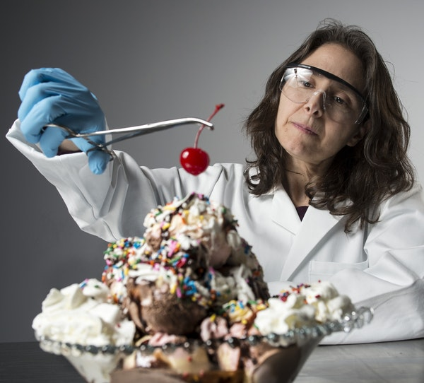 """Psychologist Traci Mann, author of the forthcoming """"Secrets From the Eating Lab,"""" is best-known for her unconventional experiments that test — a"""