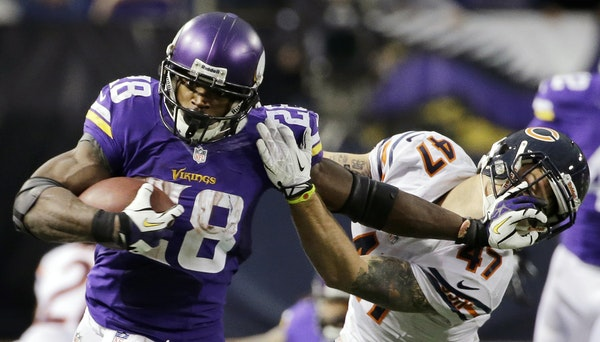 In his latest step toward reinstatement, Vikings running back Adrian Peterson met with NFL Commissioner Roger Goodell for over three hours last week i