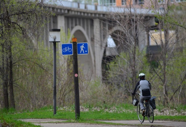 The 10 mph speed limit for bike paths in Minneapolis parks may soon be gone under a proposal that park commissioners will consider Wednesday.