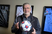 MN United FC owner Dr. Bill McGuire