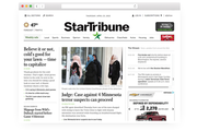 Note to readers: A new look for StarTribune.com