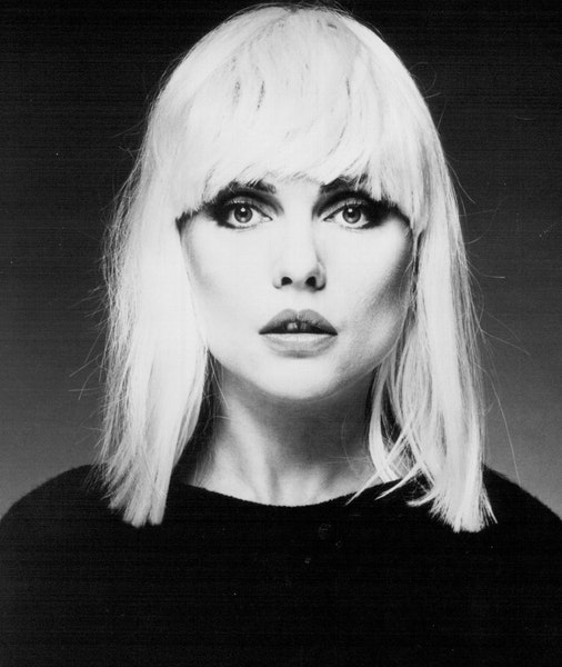 Blondie's Debbie Harry was among the national acts that played the Longhorn.