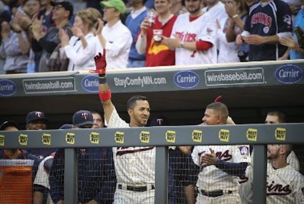 RandBall: An adjustment period for Twins' Eddie Rosario