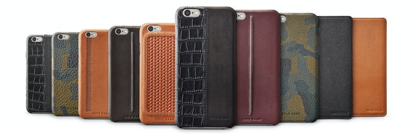 The Cole Haan cases will go on sale May 31.