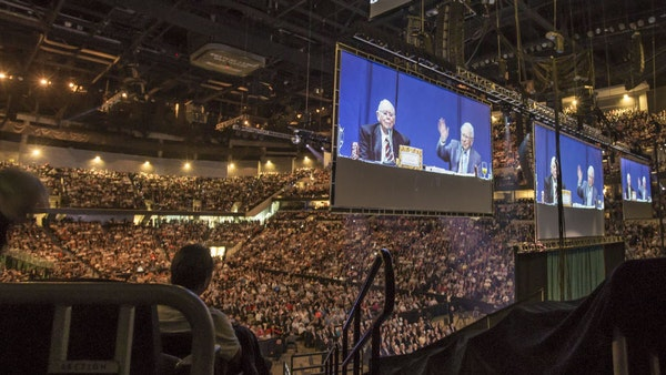 Schafer: First thoughts about the Berkshire Hathaway annual meeting