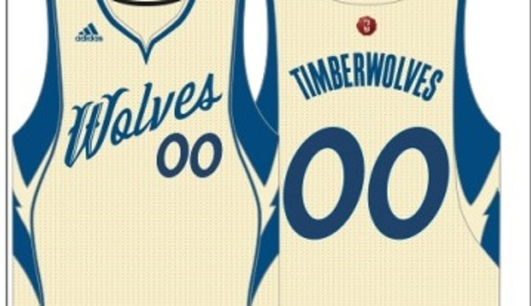 Christmas comes early: Special Timberwolves jerseys revealed