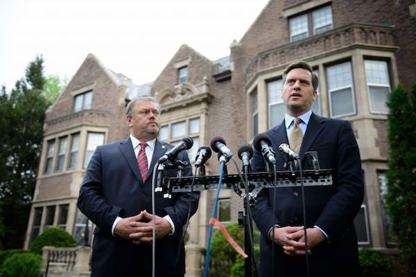 Senate Majority Leader Tom Bakk and House Speaker Kurt Daudt announced a tentative agreement on most state budget targets.