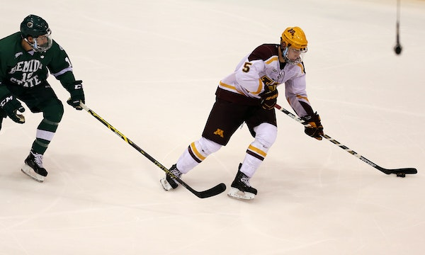 Mike Reilly will not return to the Gophers for his senior season.