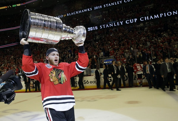 Don't worry about the future of the Blackhawks