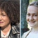 Spokane NAACP president Rachel Dolezal, left, in 2015, and right, as a young woman.