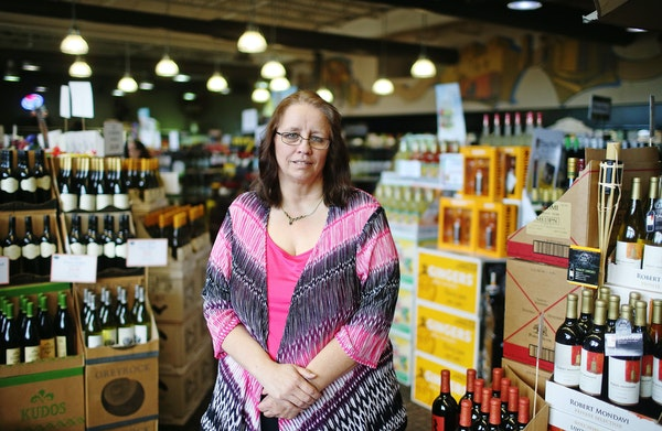 Born and raised in Lakeville, Brenda Visnovec is director of operations for the city's municipal liquor stores. With a Total Wine outlet looming lar