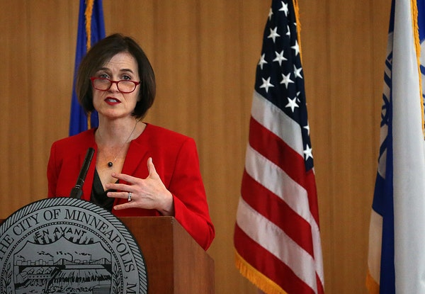 In a June 18 letter to Met Council head Adam Duininck that was released to the media Wednesday, June 24, 2015, Minneapolis Mayor Betsy Hodges said the