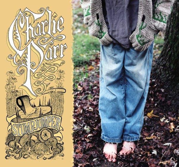 """Charlie Parr's new album, """"Stumpjumper"""""""