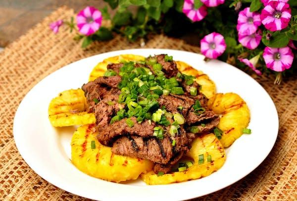 Pineapple Teriyaki Beef
