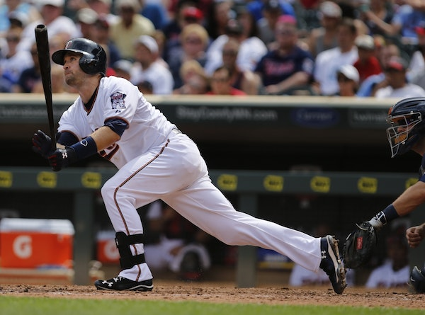 Brian Dozier is on pace to hit 35 home runs in 2015.